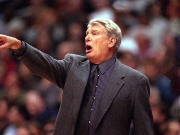 Don Nelson, histórico entrenador de la NBA
