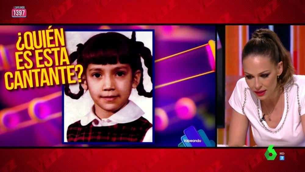 Así eran los cantantes españoles de pequeños: ¿adivinará Eva González de quién se trata?