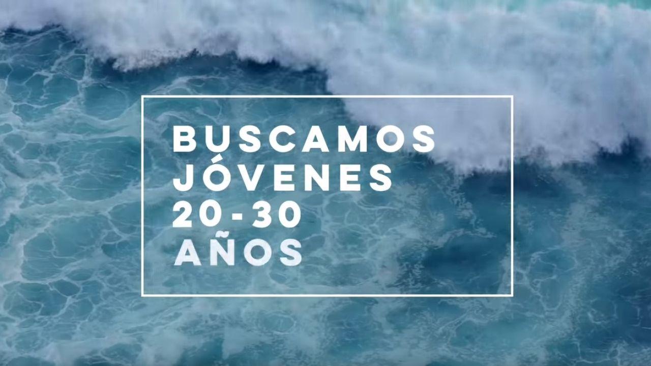 Imagen del vídeo que oferta la expedición 'Oceanía'