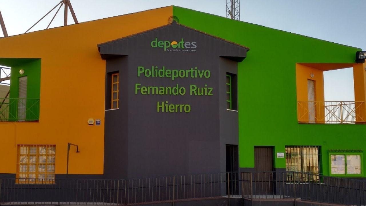 Polideportivo Fernando Ruíz Hierro