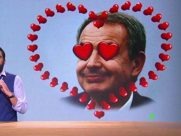 """Este es el regalo que Messi le hizo a Zapatero y que al expresidente le da """"rubor"""" explicar"""