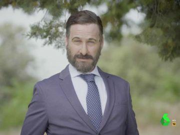 """Joaquín Reyes se convierte en Santiago Abascal, """"el Salvini castizo"""": """"Con Vox venceremos al Islam, ni un moro va a quedar"""""""