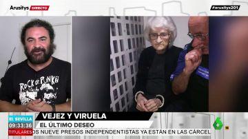 El Sevilla alucina al conocer el último y excéntrico desea de una anciana