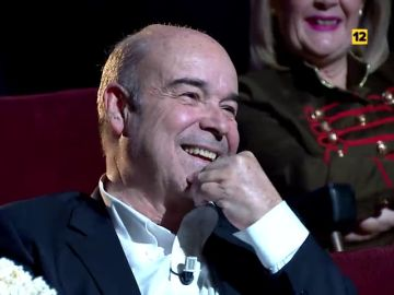 Antonio Resines, este domingo visita el plató de Liarla Pardo