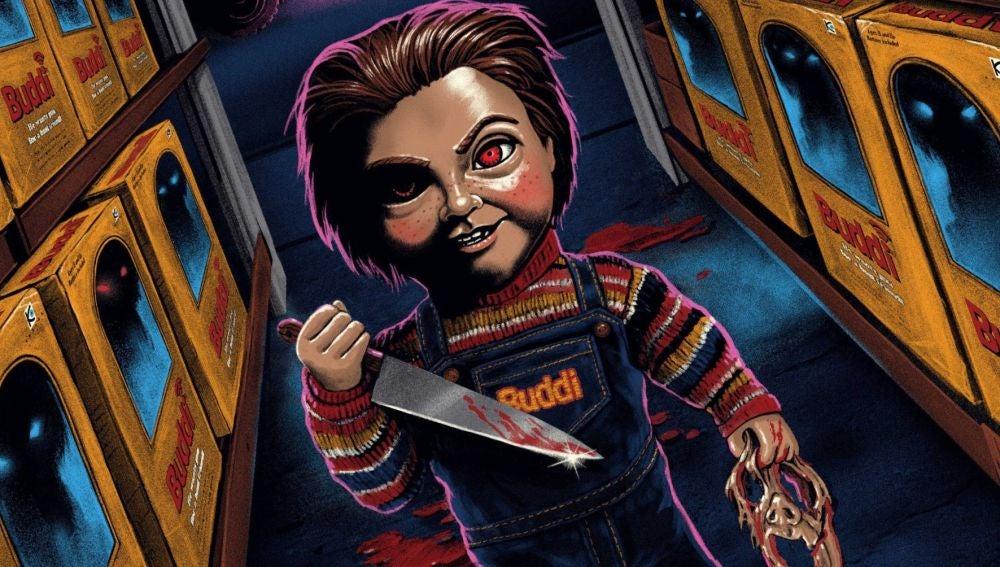 El regreso de Chucky, el muñeco diabólico