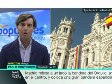 Pablo Montesinos en Más Vale Tarde
