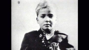La infancia del rey Juan Carlos