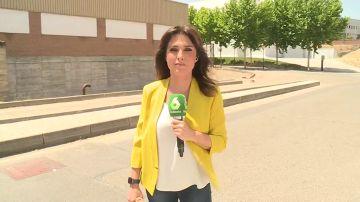 Helena Resano en la calle