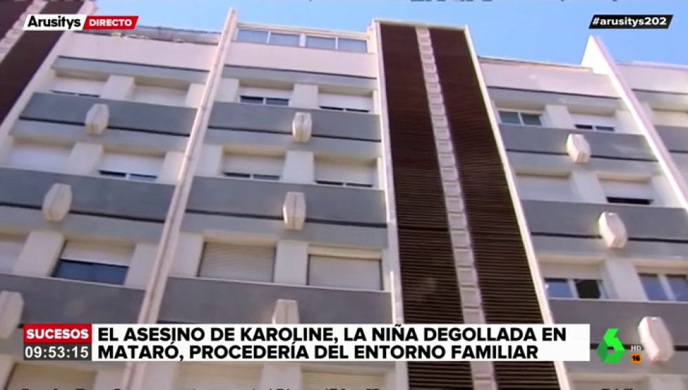 La Policía sospecha que el hermanastro de la niña degollada en Mataró podría estar detrás de su asesinato