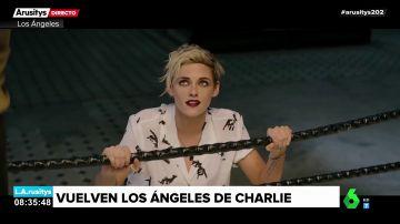 'Los Ángeles de Charlie' vuelven por todo lo alto: así es su tráiler con Kristen Stewart de protagonista