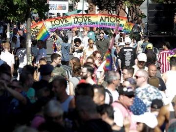 Celebración del 50 aniversario de Stonewall