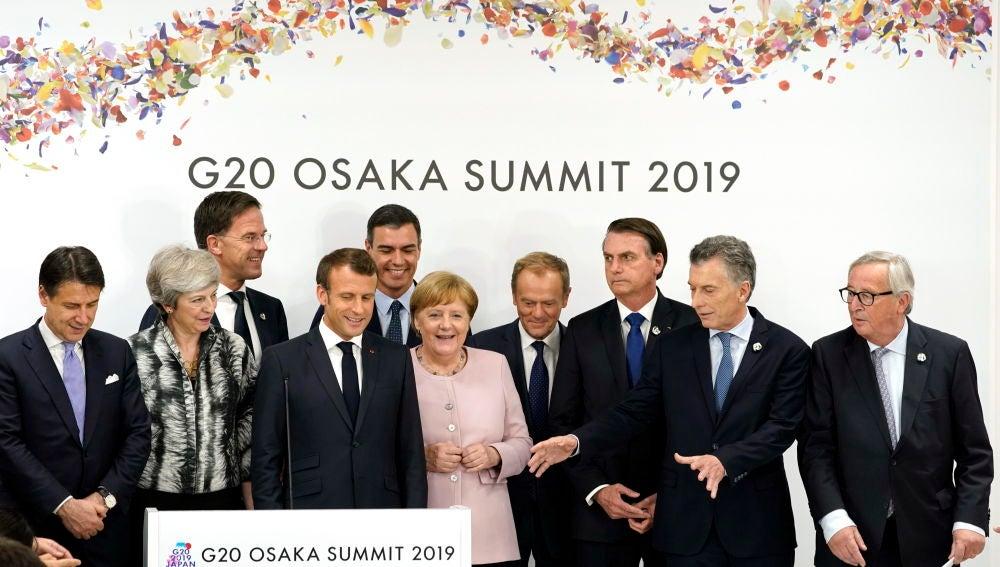 La cumbre del G20 ratifica el Acuerdo de París sobre el clima de 2015