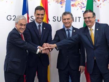 La UE y Mercosur celebran su acuerdo en un G20 marcado por las tensiones