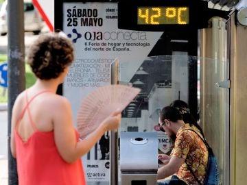 Navarra, La Rioja,Aragón y Cataluña rebasan los 40 grados por la ola de calor