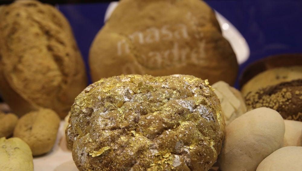 Imagen de archivo de varios panes