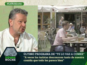 Alberto Chicote habla de ¿Te lo vas a comer?