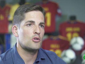 La historia de Robert Moreno: de trabajar en un banco a ser seleccionador de España