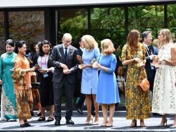 Mujeres de los líderes del G20