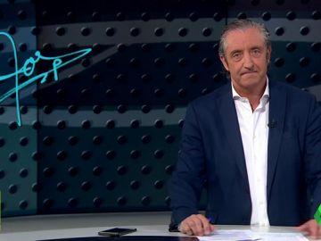 """Josep Pedrerol: """"Sin trabajo… no hay premio y sin humildad… no hay éxito"""""""