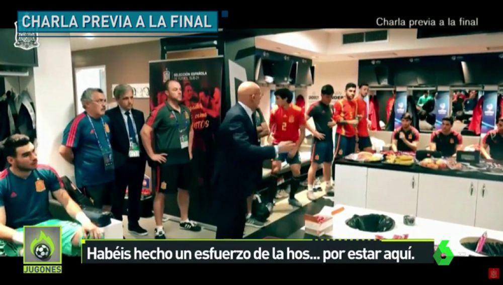 Los secretos del éxito de España