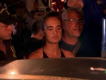 Carola Rackete, la capitana de 'Sea Watch' permanecerá en arresto domiciliario