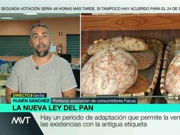 """La calve para hacer cumplir la nueva ley del pan: """"Los inspectores tienen que poner 'multazos' cuando detecten un fraude"""""""