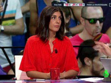 Raquel Ejerique en ARV