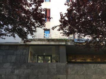 Imagen de la fachada de la residencia de ancianos