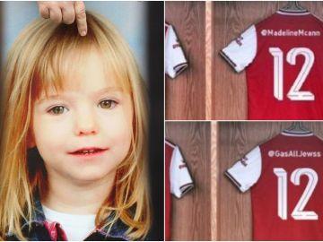 El desafortunado resultado de la campaña de la camiseta del Arsenal