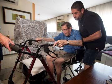 Antoni Monguilod, el hombre al que diagnosticaron parkinson hace 12 años