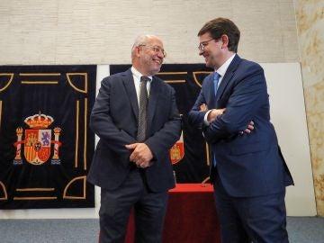 Mañueco e Igea pactan en Castilla y León