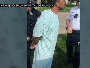 Un joven denuncia que la Policía le detuvo cuando paseaba por el hospital tras acusarle de intento de robo