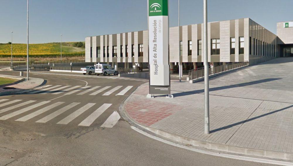 Centro Hospitalario de Alta Resolución de Lebrija