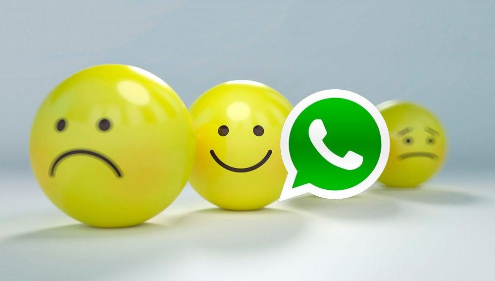 emoji y WhatsApp