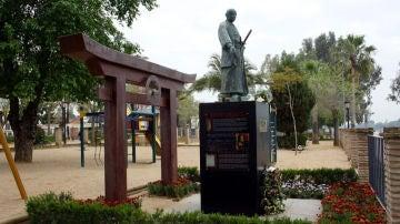 Estatua de Hasekura
