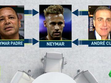 El padre de Neymar afirma que su hijo sí volverá a París