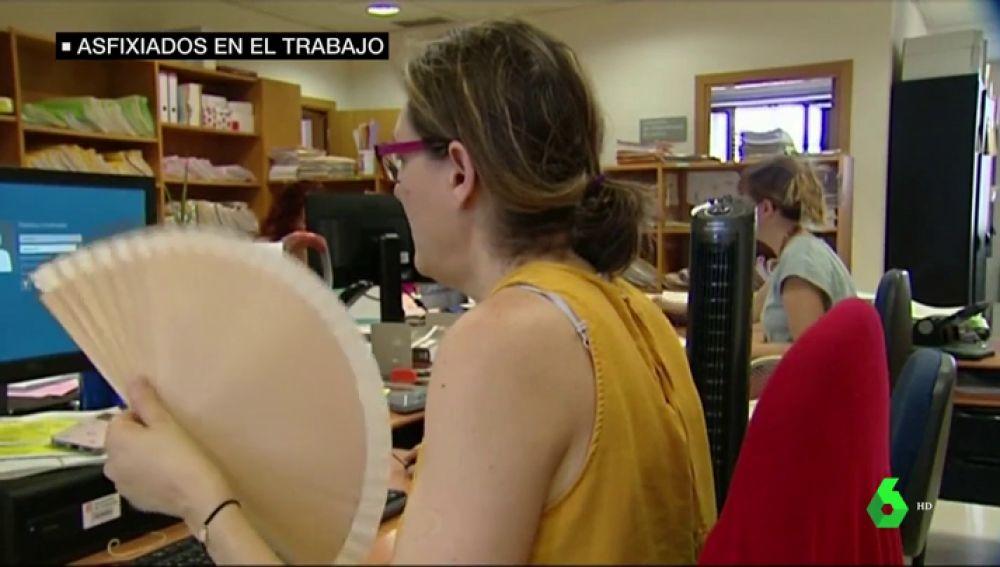 Sin aire acondicionado y a más de 35ºC: las condiciones de trabajo infrahumanas de los juzgados de Gavá