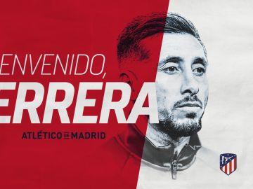 Héctor Herrera ficha por el Atlético de Madrid