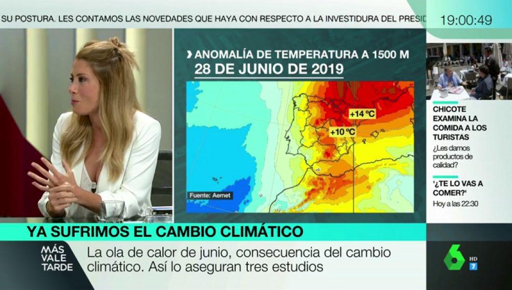 """Los efectos del cambio climático en España: """"El verano tal y como lo conocíamos va a cambiar por completo"""""""