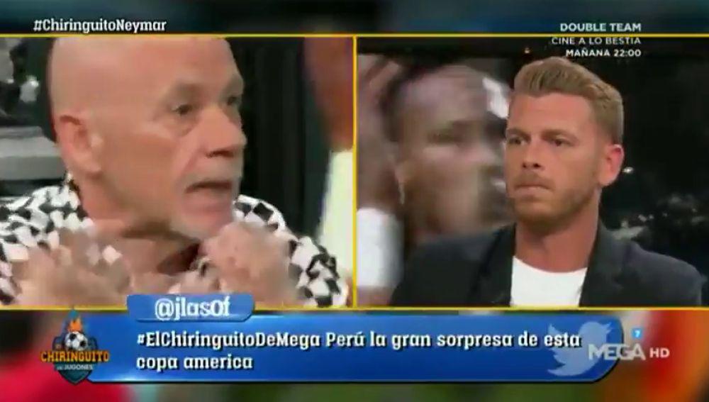 """La crítica de Alfredo Duro a Neymar: """"Iba a ser la bomba y se ha estrellado"""""""