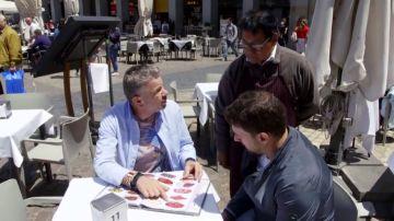 """Un restaurante se niega a dar de comer a Alberto Chicote: """"Dime claramente que no quieres hacerlo, no me digas que tienes la cocina estropeada"""""""