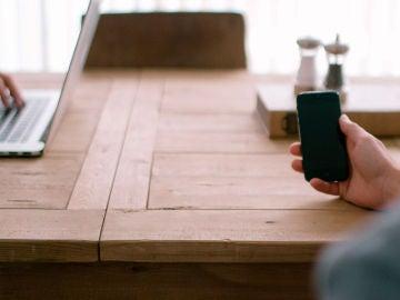 PC y smartphone