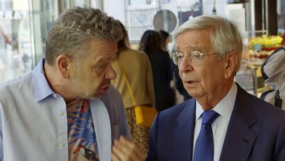 """La reflexión del presidente de la Academia de Gastronomía: """"Han hecho las guías para cuatro privilegiados, hay que hacerlas para la gente normal"""""""