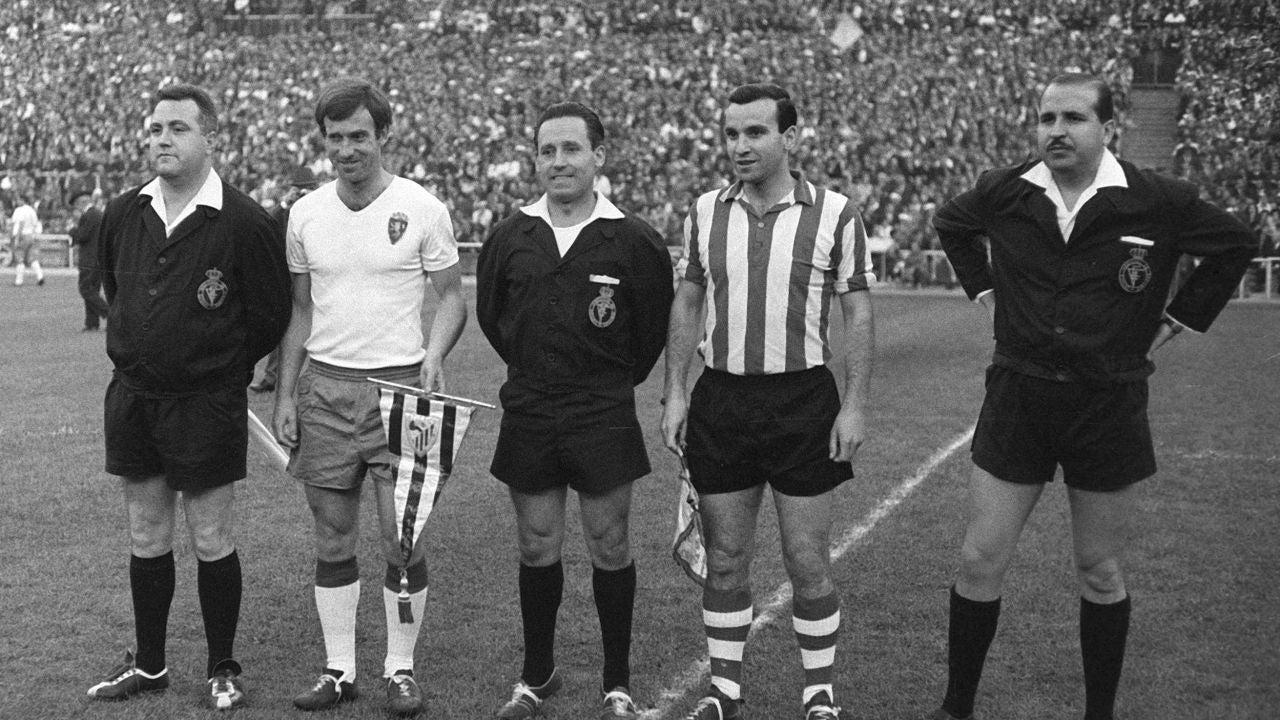 Koldo Aguirre, mito en el Athletic