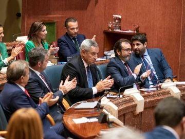 Debate de investidura en Murcia