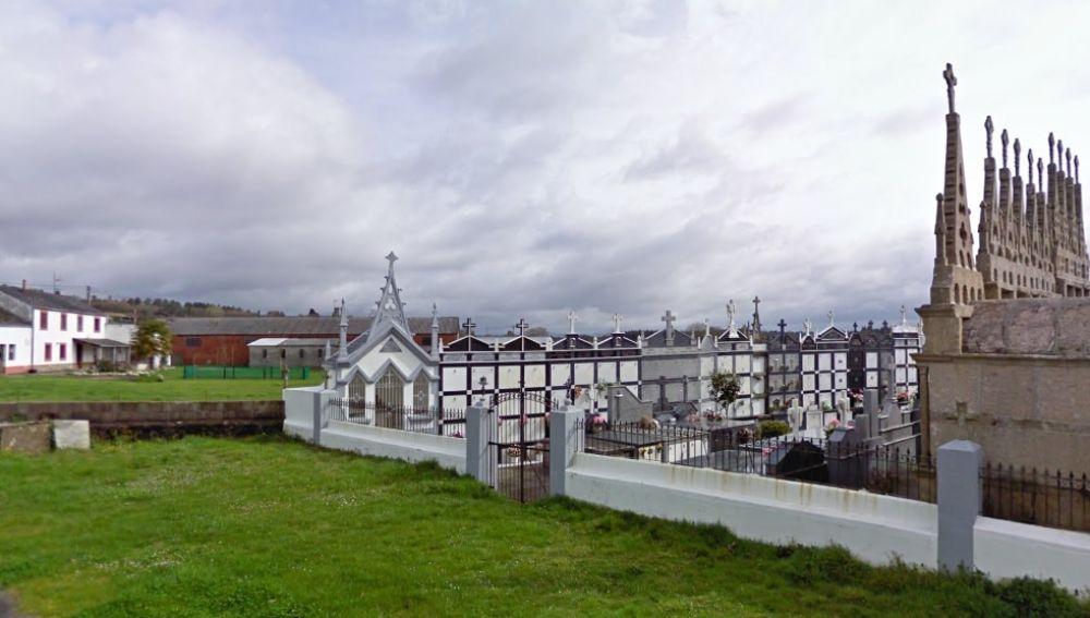 Cementerio de Cospeito, Lugo