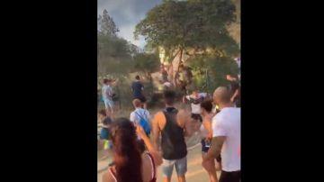 Incidentes en El Masnou