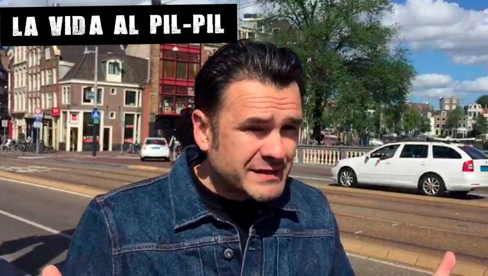 Iñaki López compara las medidas anticontaminación en Amsterdam con Madrid Central