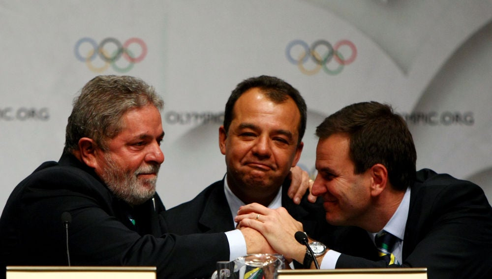 Sergio Cabral, exgobernador de Río de Janeiro