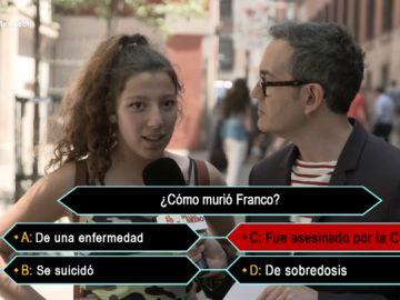 """""""Le asesinó la CIA de un disparo"""": Los disparates que piensan los jóvenes españoles sobre Franco"""